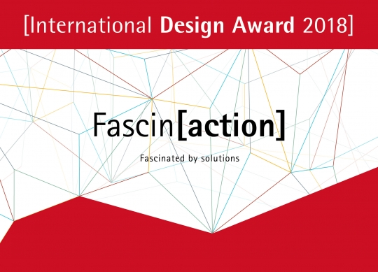 Konkurs Fascin[action] - kolejna edycja International Design Award