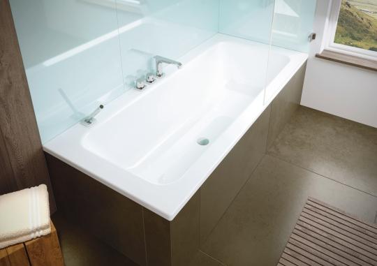 kaldewei puro set wide maksymalna elastyczno przy projektowaniu azienki. Black Bedroom Furniture Sets. Home Design Ideas