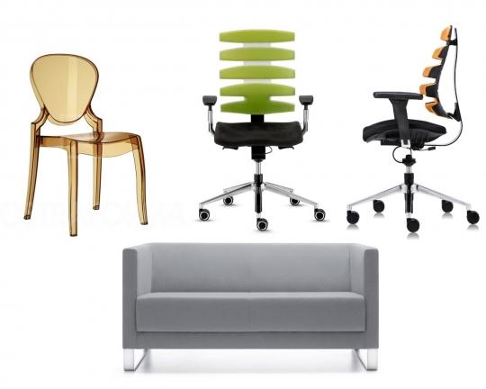 Nowoczesne Fotele Biurowe Oryginalne Krzesła Eleganckie Sofy