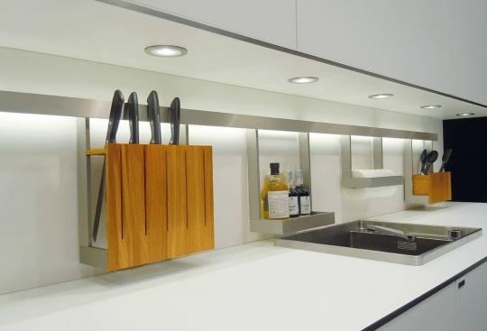 Projektujemy Oświetlenie W Kuchni Eleganckie Podszafkowe