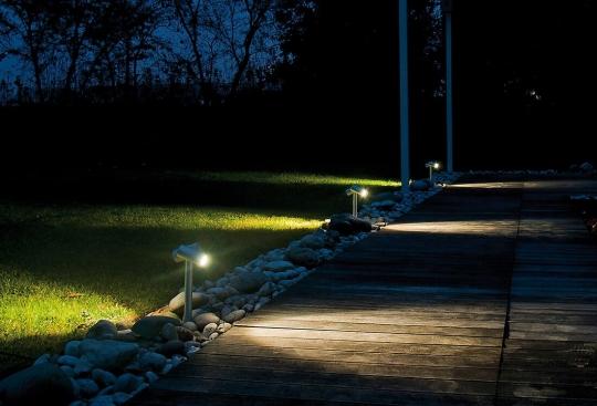 Efektowne Oświetlenie Ogrodu Oprawy Led Z Oferty Krulen