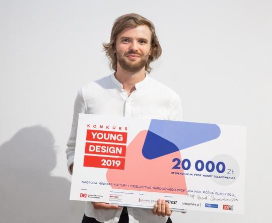 Konkurs Young Design 2019 rozstrzygnięty!
