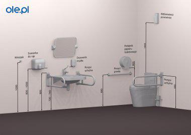 Montaż Element 243 W Wyposażenia Toalety Infoarchitekta Pl