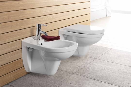 Podĺogi Czysta łazienka W Trosce O Zdrowie