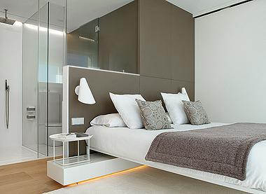 O wietlenie do sypialni czyli jak wiat o kreuje atmosfer - Focos para dormitorios ...