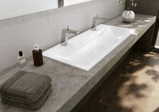 kaldewei umywalki w pi knych aran acjach. Black Bedroom Furniture Sets. Home Design Ideas