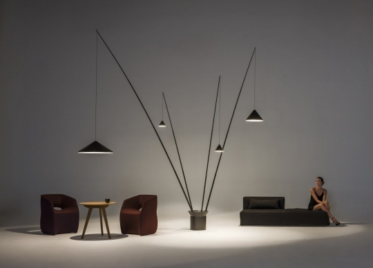 Lampa NORTH by VIBIA