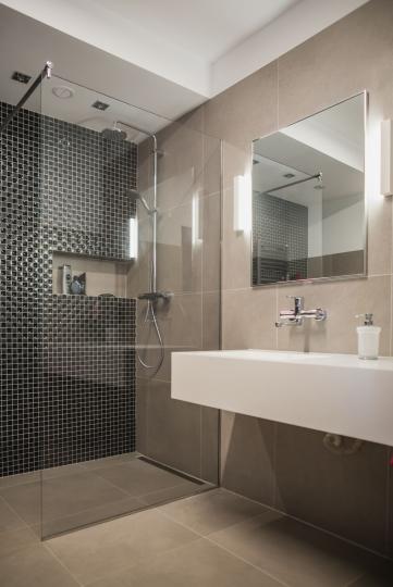 Nowoczesna łazienka – najnowsze trendy w aranżacji wnętrz  infoArchitekta pl -> Nowoczesna Kuchnia Najnowsze Trendy W Projektowaniu