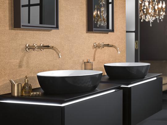 ceramika otulona kolorem nowe odcienie umywalek artis od villeroy boch. Black Bedroom Furniture Sets. Home Design Ideas