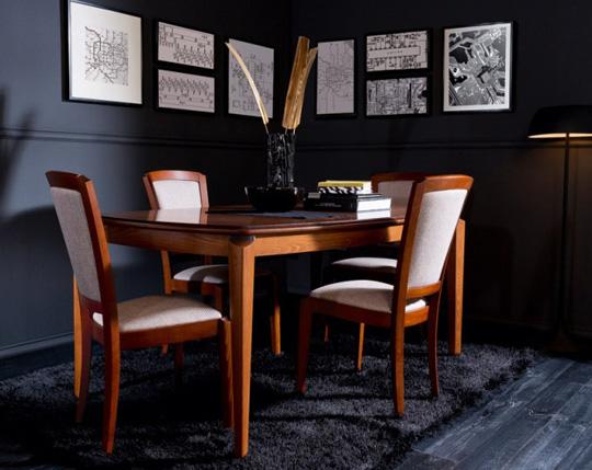 Stoły I Krzesła Od Black Red White Oryginalne Wzornictwo I