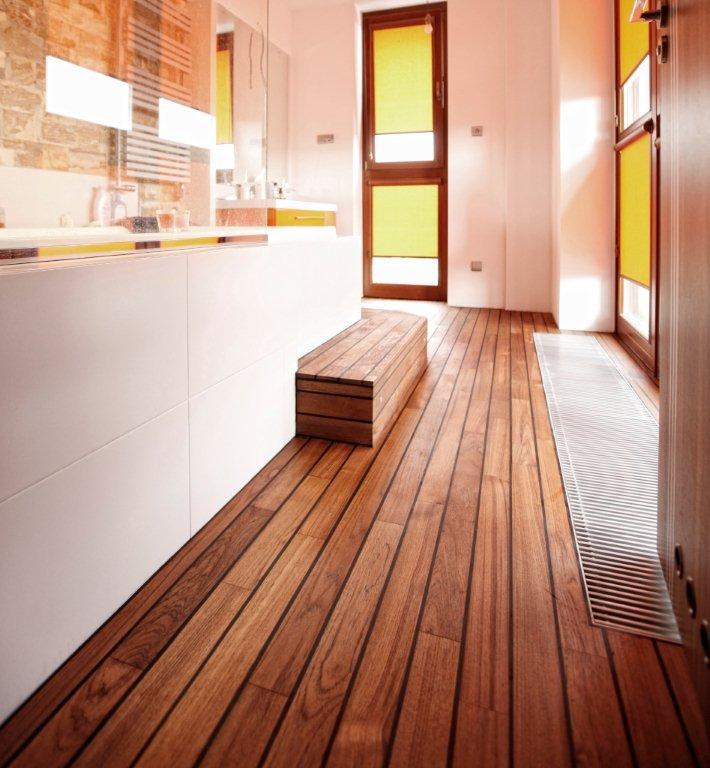 Drewno W łazience Modne Ale I Praktyczne Infoarchitektapl