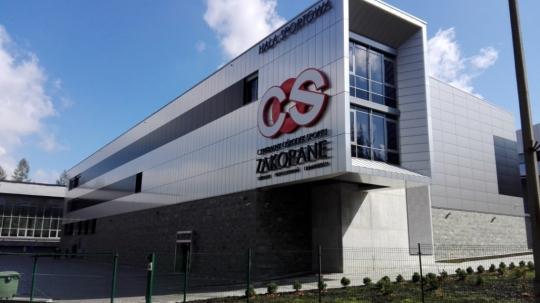 Nowa hala sportowa w Zakopanem już otwarta ...