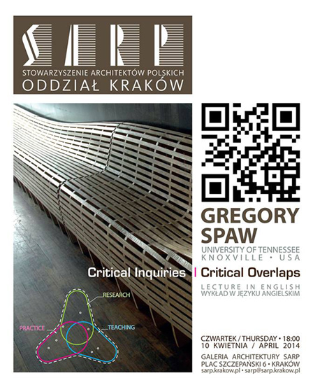 "Wykład ""Critical Inquiries 