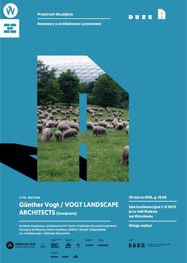 Zielone miasto g nther vogt vogt landscape architects for Vogt landscape architects